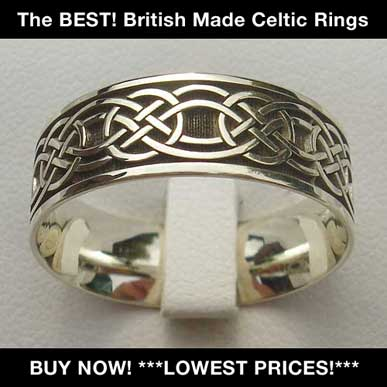 our celtic rings
