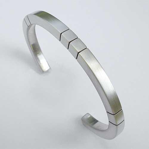 c1b74b0d3d538 Men's Chunky Silver Designer Bracelet : LOVE2HAVE in the UK!