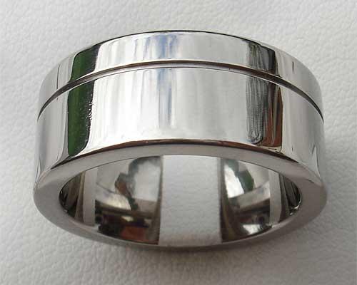 d6888b9620953 Chunky Wedding Rings