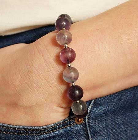 Designer beaded bracelet for women