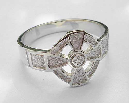 Brand-new Scottish Celtic Cross Ring : LOVE2HAVE in the UK! JK87