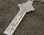 Mens Celtic crosses