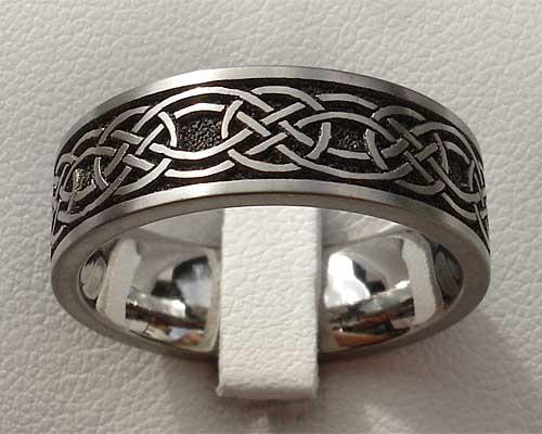 Celtic Knots Wedding Rings 032 - Celtic Knots Wedding Rings
