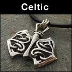 Men's Celtic Necklaces