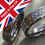 Mens Celtic Rings