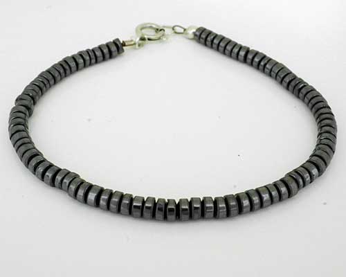 Mens Designer Beaded Bracelet
