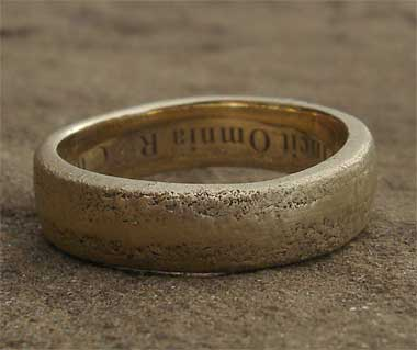 handmade unusual gold wedding ring love2have in the uk - Handmade Wedding Rings
