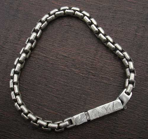 Men s Silver Chain Bracelet   LOVE2HAVE in the UK! aaa5a0553