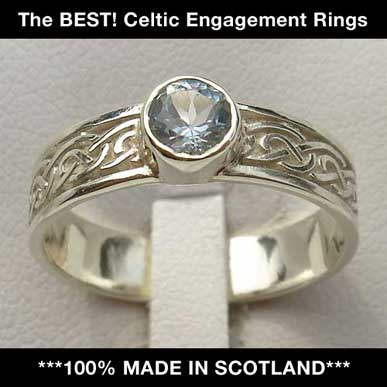 link to our scottish celtic engagement rings