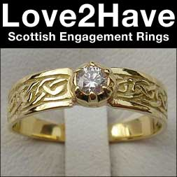 scottish engagement rings 2016