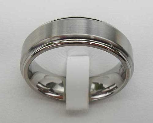 Plain designer wedding ring