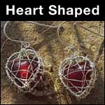 Heart earrings image link