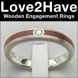 wooden engagement rings 2016