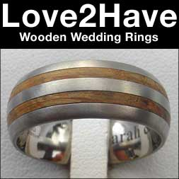 wooden wedding rings 2016